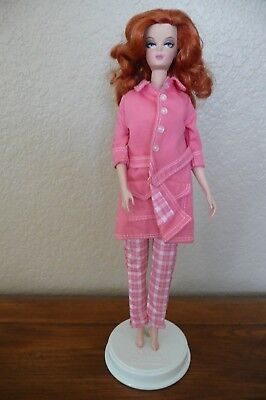 Barbie Silkstone Coat and Slacks - Model Muse Fashion Royalty - No Doll