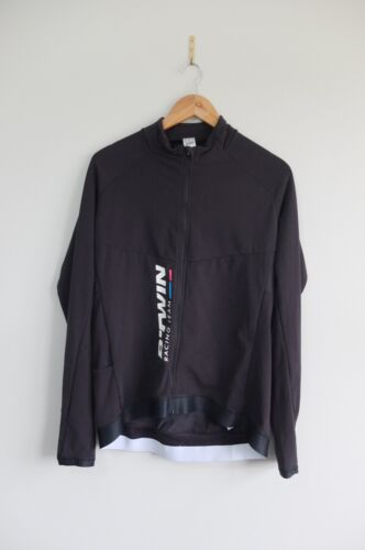 Cycle Bike thick winter jersey/jacket L/Sleeve XL Decathlon BTWIN outer layer
