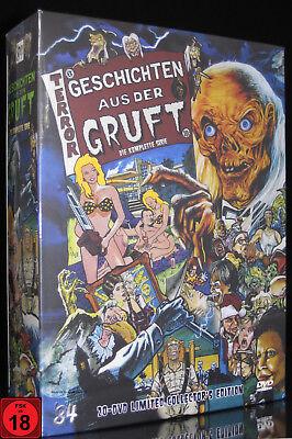 DVD GESCHICHTEN AUS DER GRUFT - DIE KOMPLETTE SERIE - LIMITED COLLECTORS EDITION