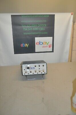 Wavetek Model 184 5 Mhz Linear Logarithmic Sweep Generator Free Shipping