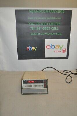 Hp Keysight Agilent 3466a Benchtop Digital Multimeter Free Shipping