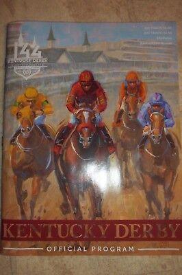2018 Kentucky Derby  Program  Mint From Case