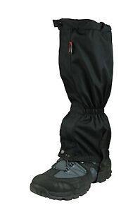 HIGHLANDER SCOTLAND WATERPROOF CLASSIC GAITERS -Walking Boots,Hiking,Mountain
