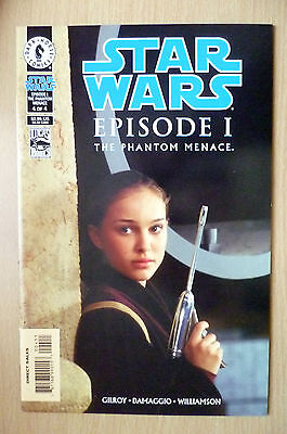 DARK HORSE COMIC- STAR WARS, Episode I, Phantom Menace, Part 4, 1999