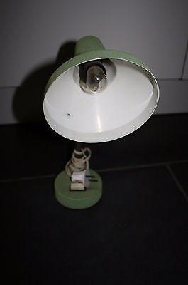 VINTAGE ANCIENNE LAMPE BUREAU.