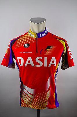 Vermarc Dasia Bike cycling jersey maglia maillot Rad Trikot M BW 52cm S3 012c92960
