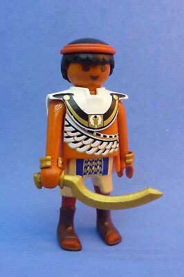 Playmobil J-86 Egyptian Soldier Figure Sword 5388 5389