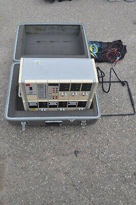 Avo Multi-amp Pulsar Universal Test System Model 10l3t3g-160 Free Shipping