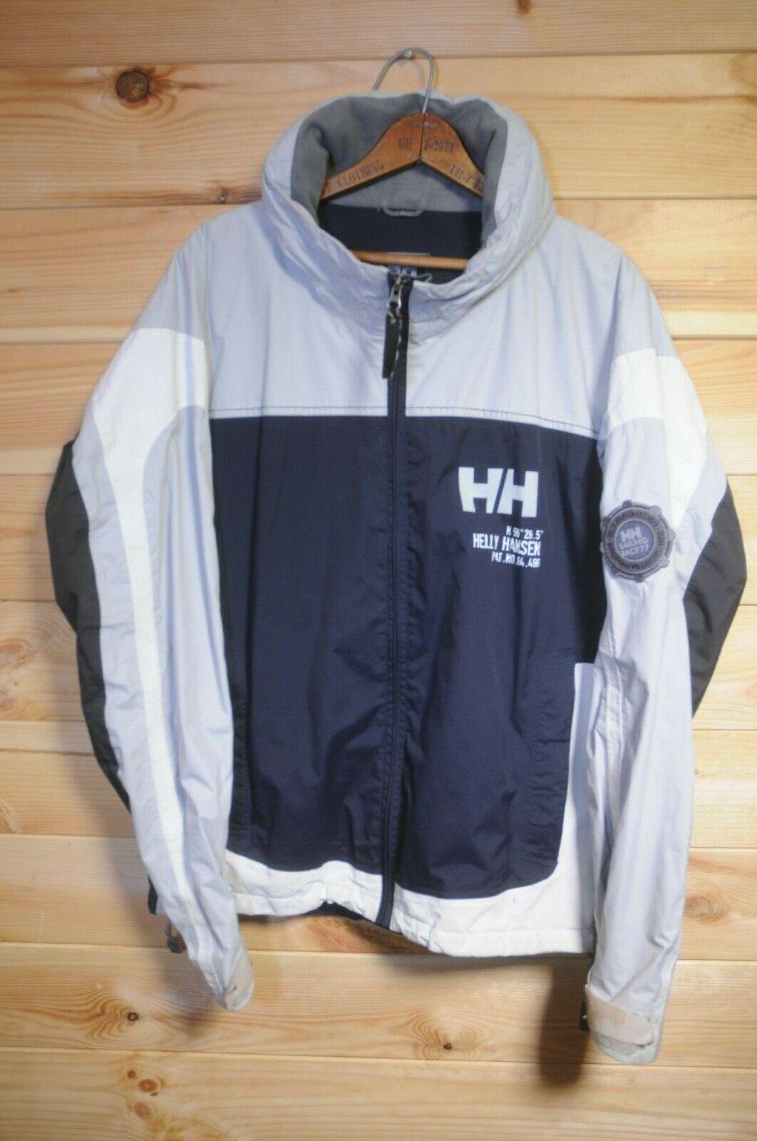 Helly Hansen Sailing Jacket Coat Large