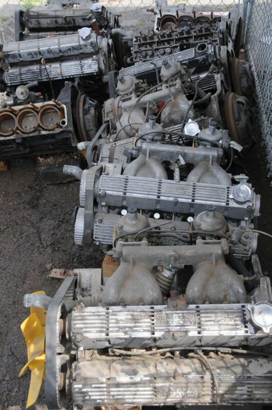 Jensen Healey Engines