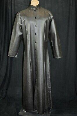 Charades STREET FIGHTER Long Fitted Trench Coat MATRIX Steampunk COSTUME Coat - Matrix Kostüm