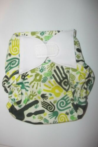 Baby Wizard One size diaper cover double gussets, flip cover