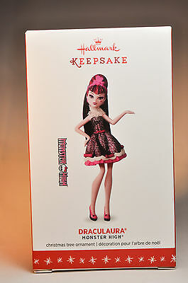 Hallmark: Draculaura - Monster High - 2016 Keepsake Ornament
