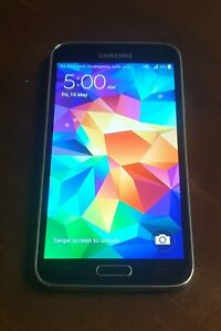 Samsung S5 Android Mobile Smartphone. Unlocked. Almost brand new condi