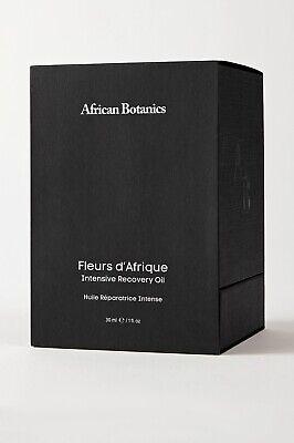 African Botanics Fleurs d'Afrique Intensive Recovery Oil