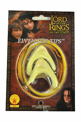 Lord Of The Ring Elven Ear Tips Elf Ears Halloween Costume Accessory - Elven Ear Tips