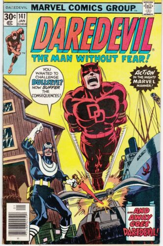 Daredevil  #141 (Challenge Bullseye!)