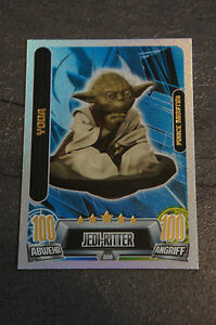 Force Attax Movie Card Serie 2 Force Meister aussuchen Topps Star Wars Karten