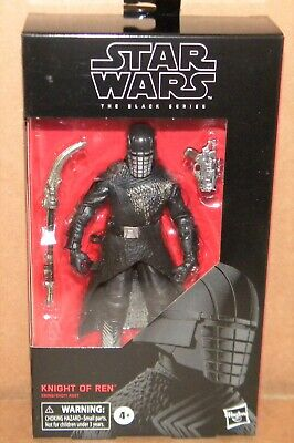 "KNIGHT OF REN #105 Star Wars Black Series Rise of Skywalker 6"" Action Figure"