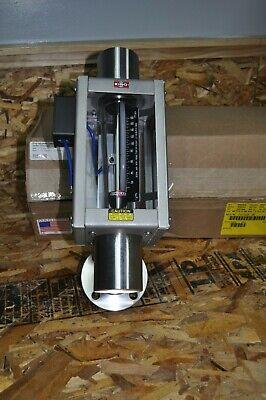 King Flowmeter 7470 Series Rotameter 216 Stainless Steel 74752383a1 Nos