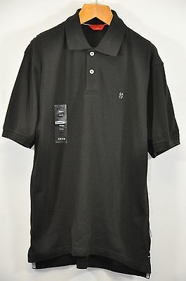 NWT Men's IZOD, Pique Polo Shirt. Size M. Armpit 21
