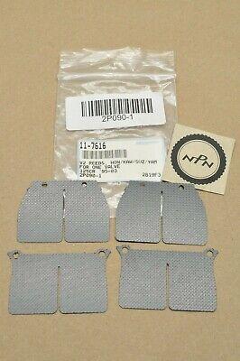 Used, Moto Tassinari V-Force Delta 2 Valve Reeds CR125 KX125 RM125 YZ125 KTM 125 EXC for sale  Boyne City