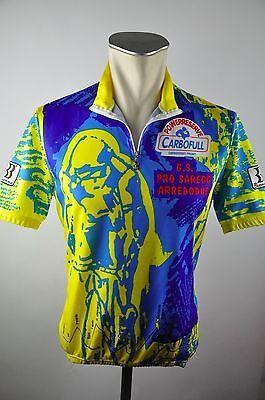 Biemme Bike Radtrikot cycling jersey maglia Rad Trikot Gr. L 52cm Z24 2305ed34e