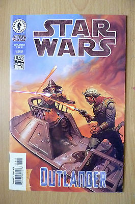 DARK HORSE COMIC- STAR WARS, No.8, July 1999