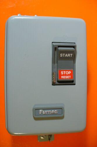 FURNAS MANUAL ELECTRIC MOTOR STARTER 11DB5B