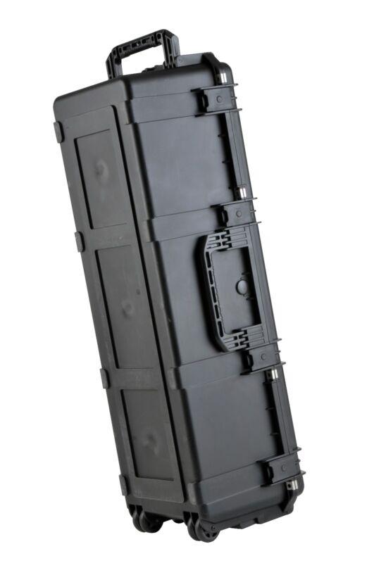 Black SKB 3i-4213-12B-E Case (empty) & Pelican 1740 Lock.