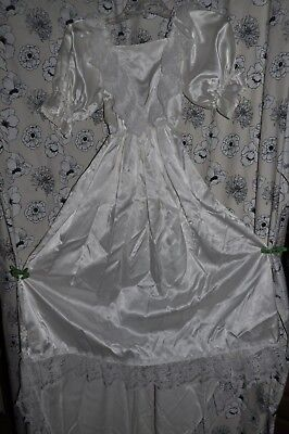 MY DREAM WEDDING DRESS UP Costume GIRLS SIZE M ~ Made in USA - Dress Up Dreams