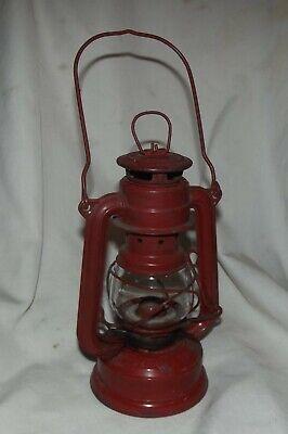 "Vintage ""FEUERHAND"" Super Baby No. 175 Kerosene Lantern-Germany-USED"
