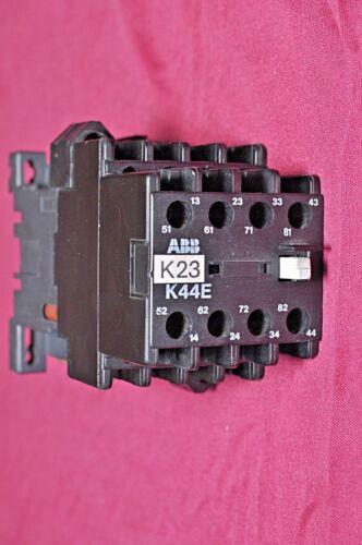 Abb k44e contactor 690v~ 10a