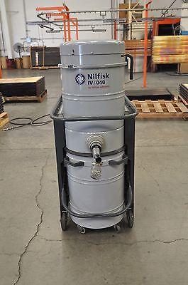 Nilfisk Iv 040 Industrial Vacuum