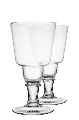 JURA ABSINTHE GLASSES, SET OF 2 & 10 SUGAR CUBES