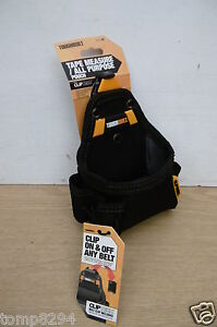 TOUGHBUILT TAPE MEASURE & ALL PURPOSE POUCH HOLSTER CT 25