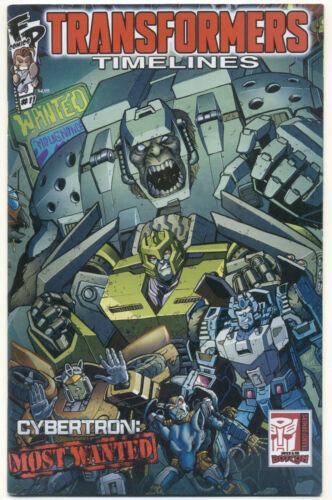 TRANSFORMERS TIMELINES #11; 2016 VG CYBERTRON