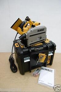 BRAND NEW DEWALT DWS520KT  DWS520K  PLUNGE CIRCULAR SAW 110V