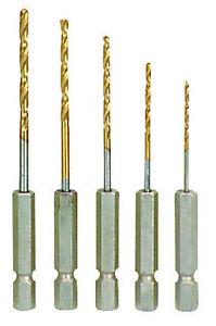 HSS-Quality-Titanium-Metal-Drill-Bit-1-4-HEX-Shank-1-5mm-2-5mm-3-2mm-4mm-4-8mm