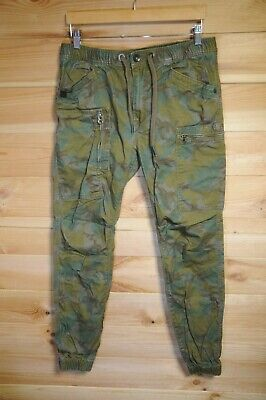 Superdry Camo Men's Jogger Bottoms Tapered 32x32