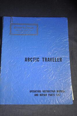1956 Artic Traveller Truck Trailer Refrigeration -model 100nah