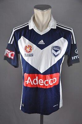 Melbourne Victory FC Trikot A-League Gr. S Australien jersey Adidas 2011-12 image