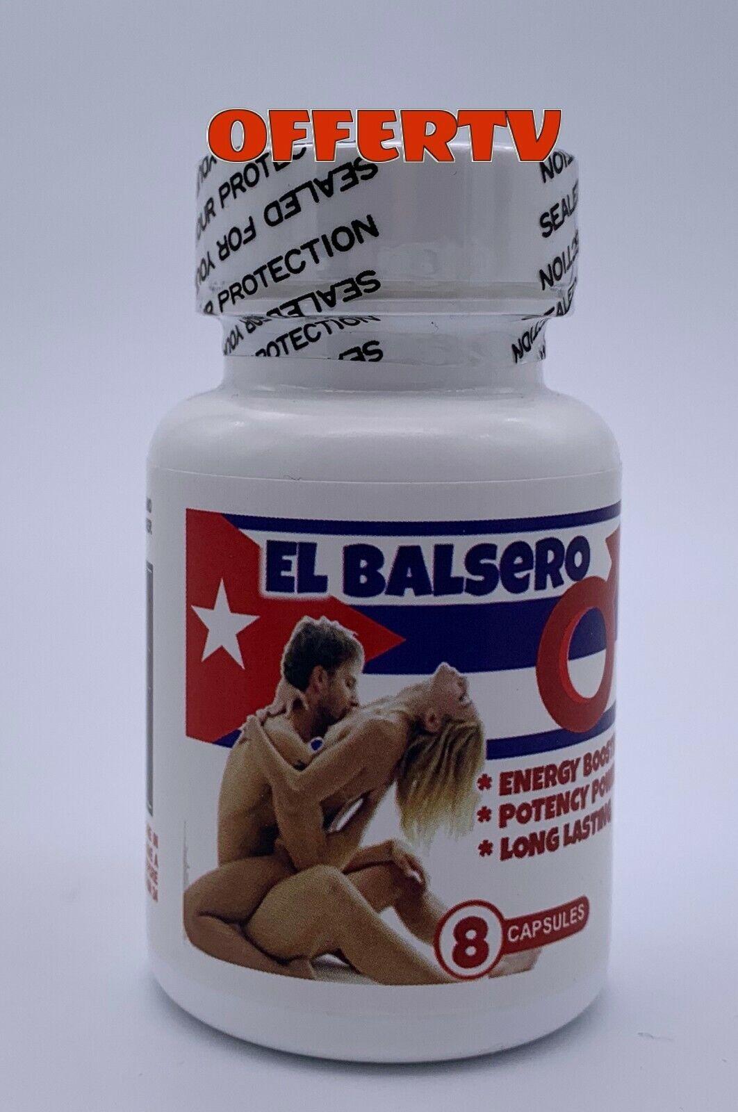 EL BALSERO POTENCIA POTENCY MAX ENLARGER PILLS PASTILLAS PARA AGRANDAR EL PENE 1