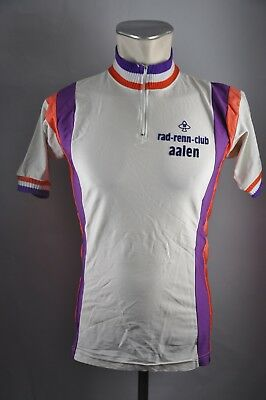 campitello aalen vintage Radtrikot Gr S BW 48cm jersey Fahrrad Trikot Shirt V5, gebraucht gebraucht kaufen  Bornheim