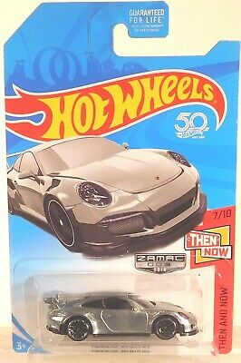 2018 HOT WHEELS ZAMAC PORSCHE 911 GT3 RS