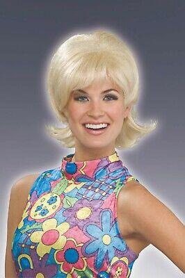 Forum Novelties Groovy Hippie Carol Brady Mom Blonde Wig Halloween Costume 62758 - Carol Brady Wig