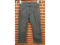 Banana Republic Men/'s Vintage Straight Fit Black Jeans $89.50 Brand New 303840