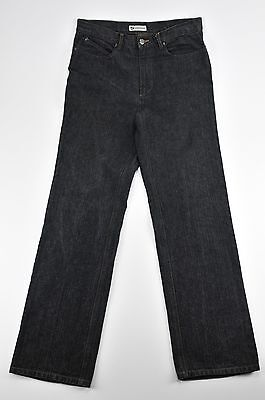 Mens Mens Warehouse Wilke Rodriguez Size 32 Dark Wash Denim Jeans 32X32