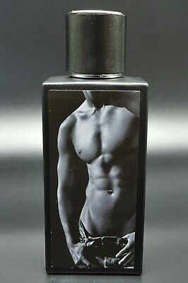 Fierce Icon Abercrombie & Fitch For Men 1.7 oz/ 50 ml Cologne Spray 80% Full