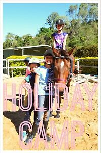 School Holiday Horse Camp Brookfield Brisbane North West Preview